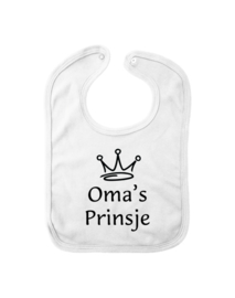 Slabbetje - Oma's Prinsje