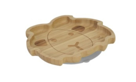 FSC Bamboo Lion Plate