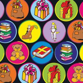 Gratis inpakken Sinterklaas - Papier Rondo