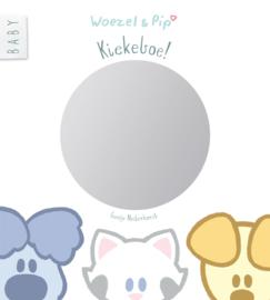 Woezel en Pip - Kiekeboe! - Babyboekje
