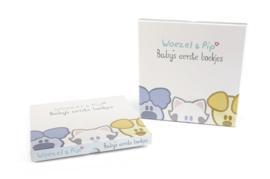Woezel en Pip - Baby's eerste boekjes - Babyboekje