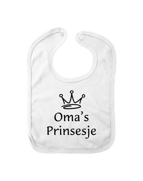 Slabbetje - Oma's Prinsesje
