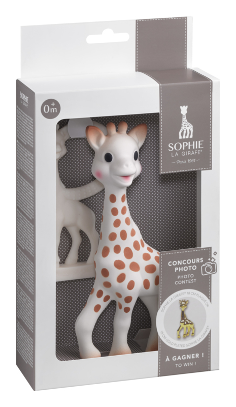 Sophie de Giraf Award set