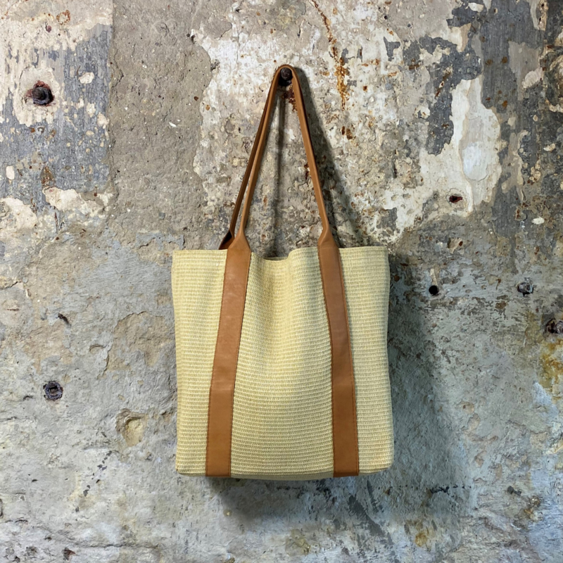 Sunny shopper - Basic beige / naturel