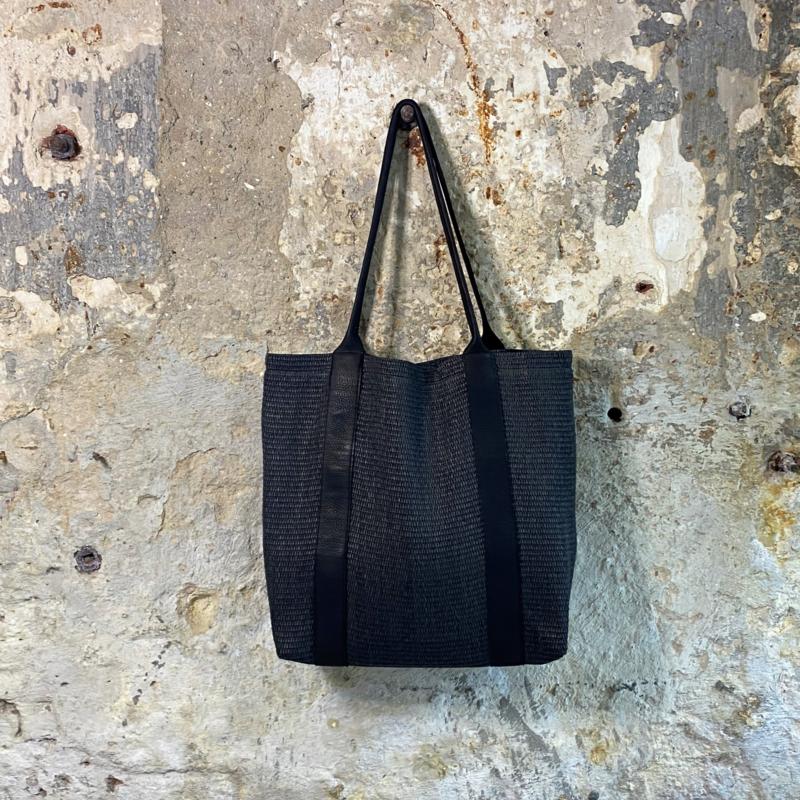 Sunny shopper - Basic Black / black
