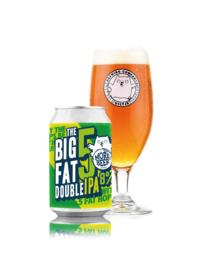 Brouwerij 't Uiltje - Big Fat 5 Double IPA