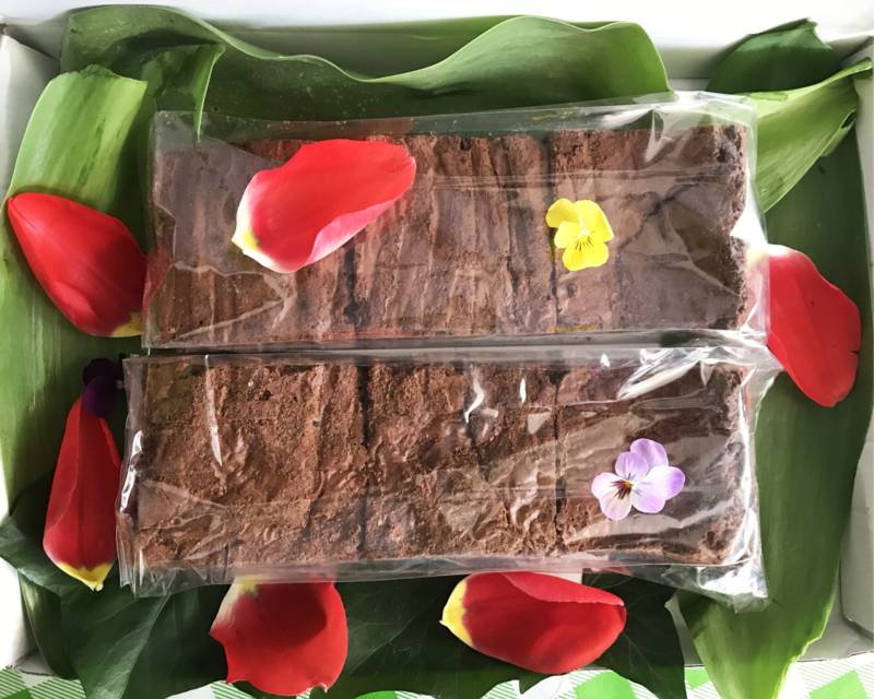 6 Brownies