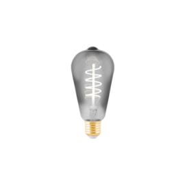 Eglo - Edison 4 Watt e27 Smoke