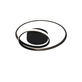 Zibal  39 cm zwart