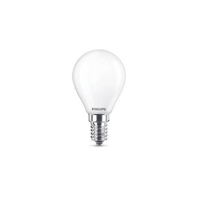 Philips - kogellamp 4,3Watt e14