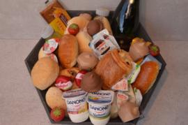 Ontbijtmand 4 personen