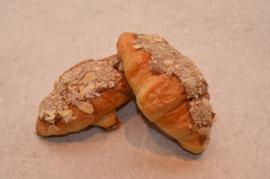 Mini croissant met amandelen
