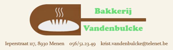 Bakkerij Vandenbulcke