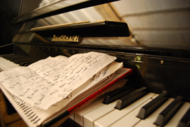 Handwritten Song Lyrics by Nax - Pick your favourite song