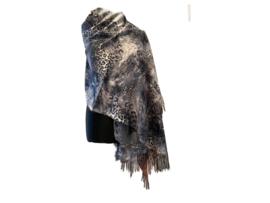 Eskilstuna + Sjaal Magneet Broche t.w.v. € 14,95 | Dierenprint | Dubbelzijdig