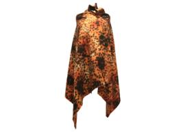 """Paco's Luanda """"Mode & Dierenprint""""  + Gratis Handschoenen! Damessjaal Wintersjaal"""