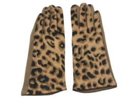 """Paco's Dénia + Gratis Panterprint Handschoenen t.w.v. € 24,95! """"Mode & Dierenprint"""" Damessjaal Wintersjaal"""