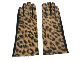 """Paco's Nairobi + Gratis Panterprint Handschoenen t.w.v. € 24,95! """"Mode & Dierenprint"""" Damessjaal Wintersjaal"""
