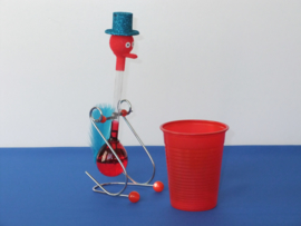 magic drinking bird rood