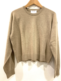 STERLING SWEATER - CAMEL