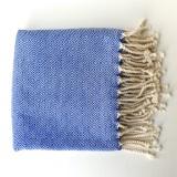 NIKIBOKO TOWEL LARGE - NAVY BLUE