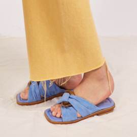 SUNNY SANDALS - OXFORD BLUE