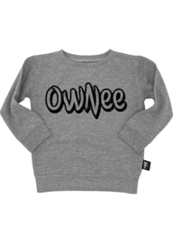 By Xavi – Ownee Sweater Grijs