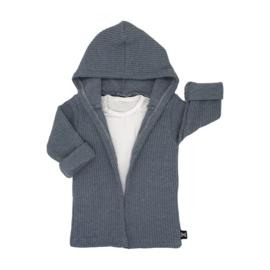 by Xavi – Knit Vest Jeans Blauw