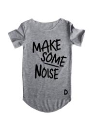 Deugniet – MSN T-Shirt Grijs