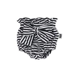 Black Stripe Bloomer
