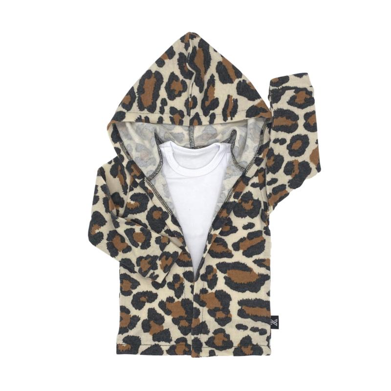 by Xavi – Leopard Vest