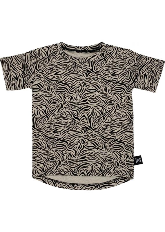 By Xavi – Little Zebra T-Shirt Zand