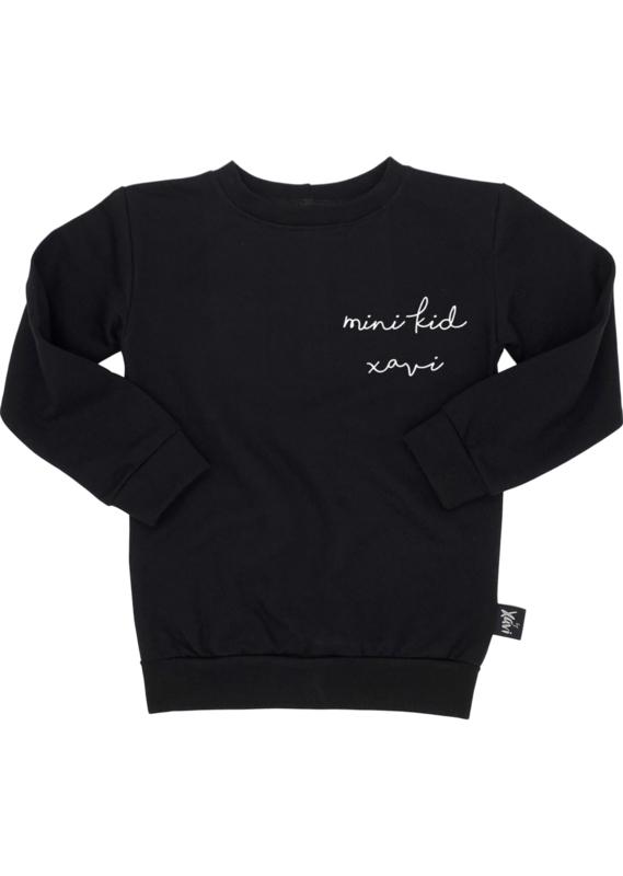 By Xavi – Name Sweater