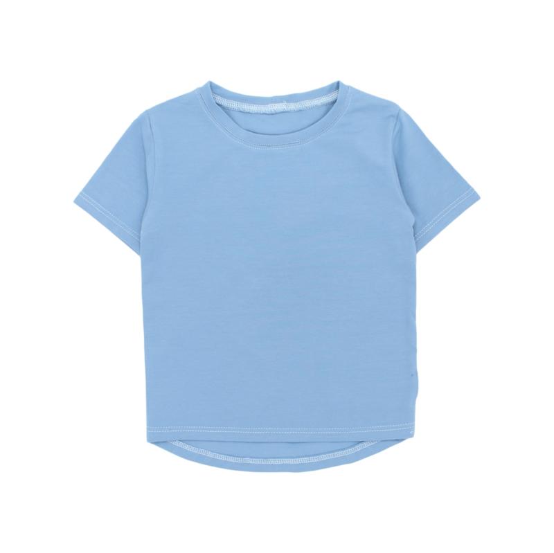 By Xavi – Infinity T-Shirt – Blauw