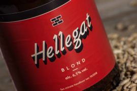 Hellegat Blond 33cl - fles
