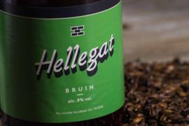 Hellegat Bruin 33cl - fles