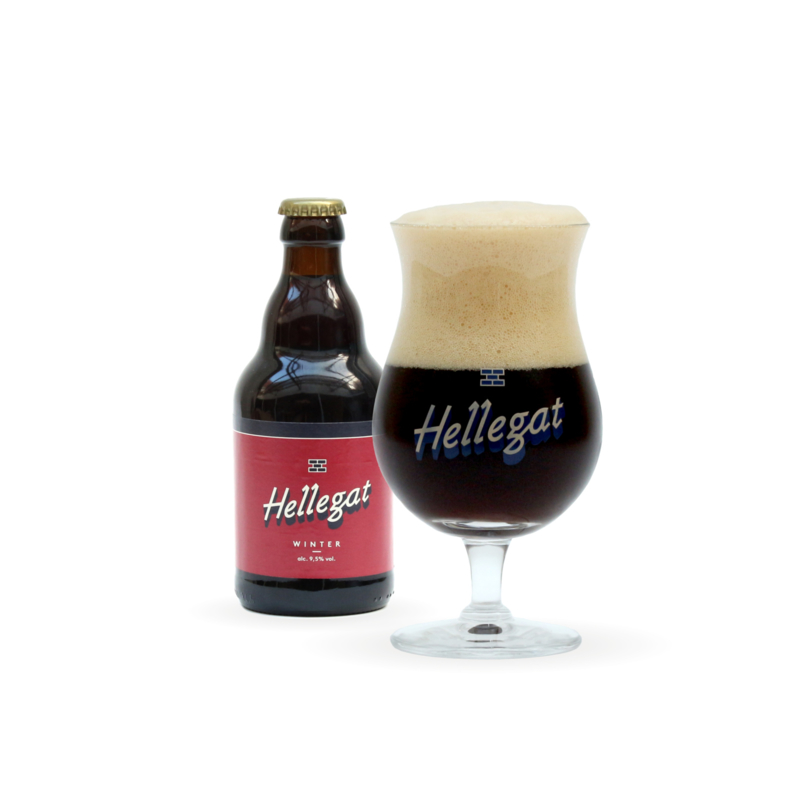 Hellegat Winter  24 x 33cl - doos