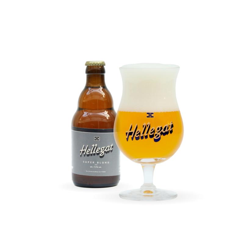 Hellegat Super Blond 24 x 33cl - doos