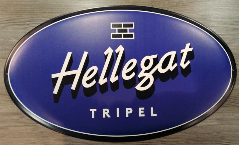 Hellegat Tripel Aluminium bord