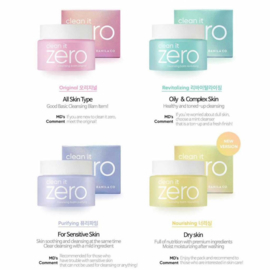 Banila Co. Clean It Zero Cleansing Balm Revitalizing 100 ml
