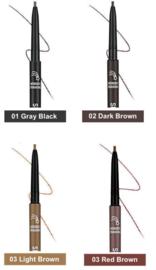 Holika Holika  Wonder Drawing Skinny Eyebrow Pencil