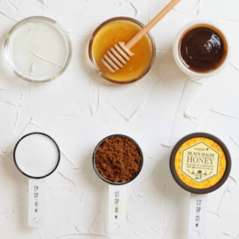 SKINFOOD Black Sugar Honey Mask Wash Off