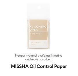 MISSHA Oil Control Paper (100 sheets)