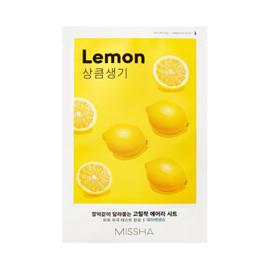 MISSHA Airy Fit Sheet Mask Lemon