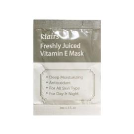Klairs Freshly Juiced Vitamin E Mask Sample