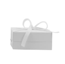 Pop Up Box Low Medium White