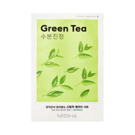 MISSHA Airy Fit Sheet Mask Green Tea