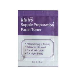 Klairs Supple Preparation Facial Toner Sample