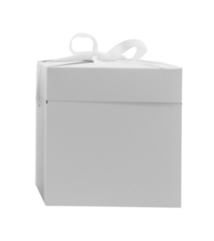Popup Box Extra Large White