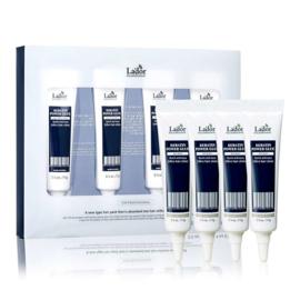 La'dor Keratin power glue Hair Ampoules (Keratin ampoule) 4 x 15 ml